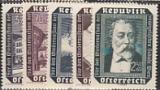 Österreich Mi.-Nr. 989/93 **
