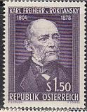 Österreich Mi.-Nr. 997 **