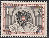 Österreich Mi.-Nr. 1011 **
