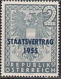 Österreich Mi.-Nr. 1017 **