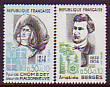 Frankreich-Mi.-Nr. 1782/1783 **