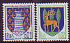 Frankreich - Mi.-Nr. 1458/1459 **