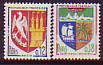 Frankreich - Mi.-Nr. 1472/1473 **