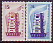 Frankreich - Mi.-Nr. 1104/1105 **