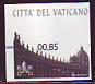 Vatikan ATM Mi.-Nr. 18 SO **